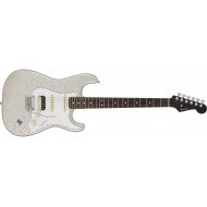 Электрогитара Fender MIJ Limited Edition Stratocaster HSS Silver Sparkle