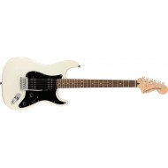 Электрогитара Fender Squier Affinity Series Stratocaster HH LR Olympic White