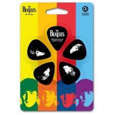 Planet Waves PW1CBK4-10B2 Beatles Picks - Meet The Beatles Medium