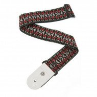 Planet Waves PW50G01 Woven Guitar Strap, Hootenanny 2