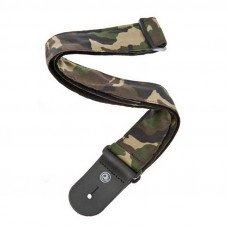 Planet Waves PW50G04 Camouflage Guitar Strap