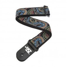 Ремень для гитары Planet Waves PW50JS04 Joe Satriani Guitar Strap Snakes Mosaic