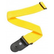 Planet Waves PWS110 Polypropylene Guitar Strap, Yellow