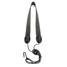 Rico SJA02 Rico Fabric Sax Strap (Industrial) with Metal Hook