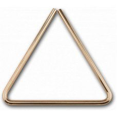 Sabian 61134-7B8 7 B8 Bronze Triangle