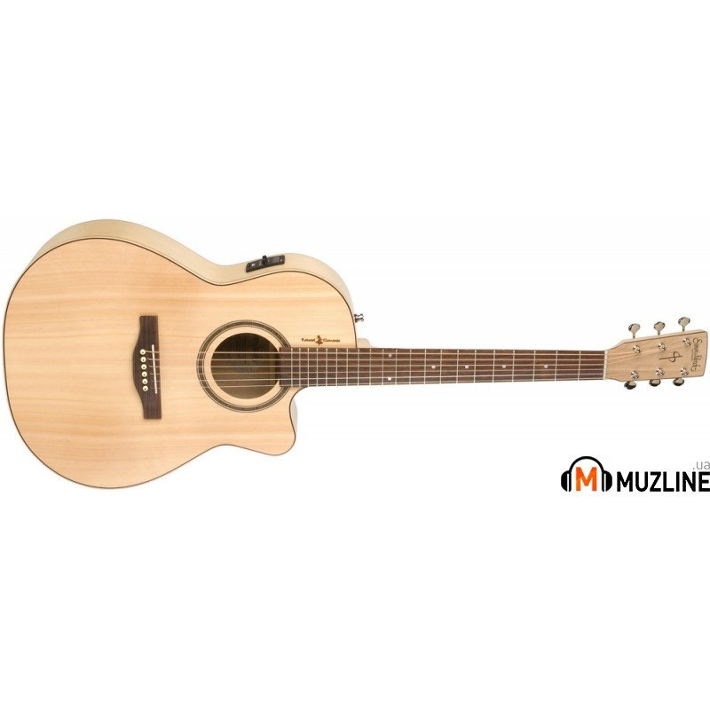 Электроакустическая гитара S&P Amber Trail CW Folk SG T35