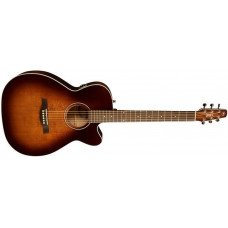 Seagull Performer CW CH Burnt Umber QIT with Bag