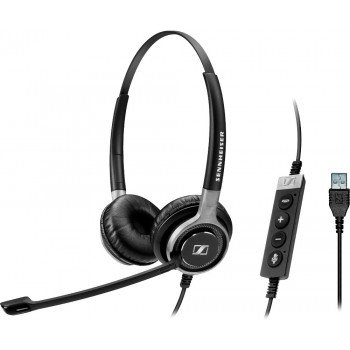 Гарнитура Sennheiser SC 660 USB ML