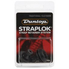 Dunlop SLS1503BK Traditional Design Black