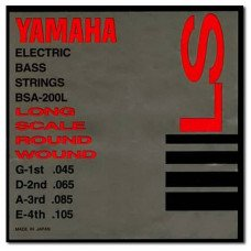 Yamaha BSA200L Bass Stainless Steel 45-105
