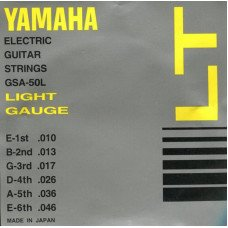 Yamaha GSA50L Electric Light 10-46