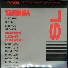 Yamaha GSA50S Electric Super Light 09-42