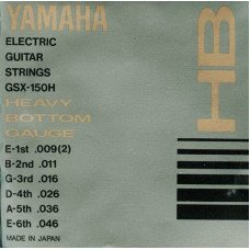 Yamaha GSX150H Electric Heavy Bottom 09-46