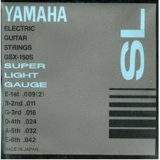 Yamaha GSX150S Electric Super Light 09-42