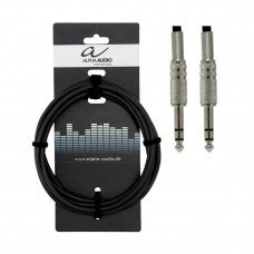 Gewa Alpha Audio Instrument Cable Stereo