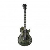 Электрогитара Gewa VGS Eruption Select Evertune Jet Black Faded