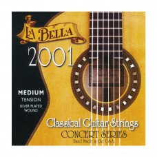 La Bella 2001 Classical – Medium Tension