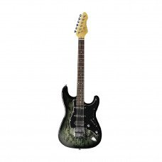 Gewa VGS RoadCruiser VST-110 Select Evertune Faded Black