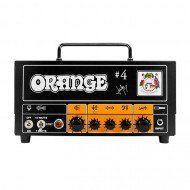 Orange #4 Jim Root Terror Signature