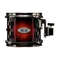 Gewa Drumcraft Series 8 Electric Black Satin Chrome HW Tom-Tom