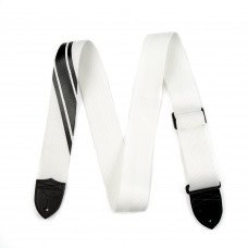 Fender Strap Competition Stripe White and Black
