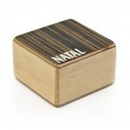 Шейкер Natal Drums WSK-SQ-E Wood Shaker Square Ebony