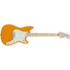 Электрогитара Fender Offset Duo-Sonic MN Capri Orange