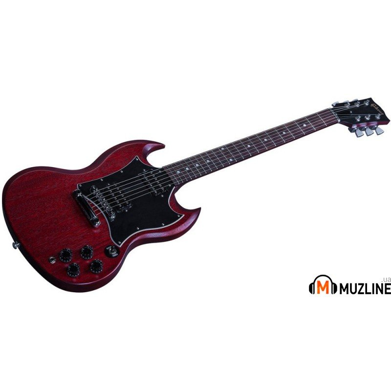 Электрогитара Gibson 2017 SG Faded T Worn Cherry