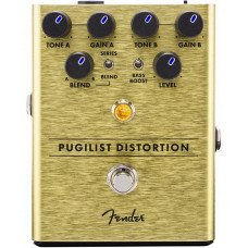 Гитарная педаль Fender Pugilist Distortion Pedal