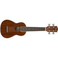 Укулеле Fender Ukulele Seaside Soprano Natural