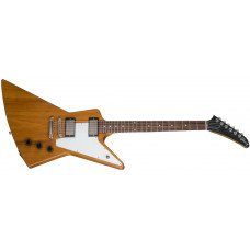 Электрогитара Gibson 2018 Explorer Antique Natural