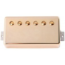 Звукосниматель Gibson IIM98T-GH 498T Hot Alnico 5 Humbucker/Gold Cover Bridge