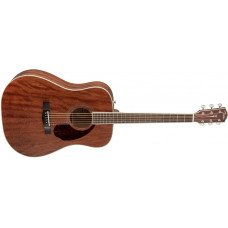 Акустическая гитара Fender PM-1 Deadnought All Mahogany With Case Natural