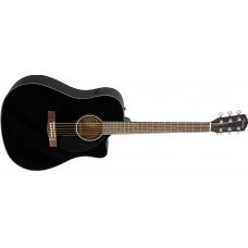 Fender CD-60SCE Black