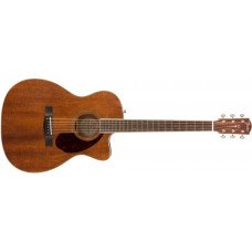 Акустическая гитара Fender PM-3 Triple-0 All Mahogany With Case Natural