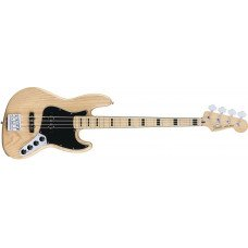 Бас-гитара Fender Deluxe Active Jazz Bass MN Nat