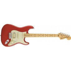 Электрогитара Fender American Special Stratocaster HSS MN FRD