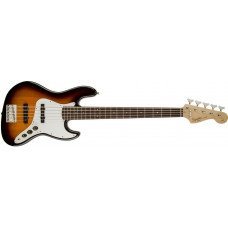 Бас-гитара Fender Affinity Series Jazz Bass V Brown Sunburst