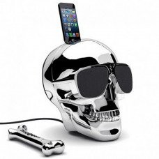 Jarre AeroSkull HD+ Chrome Silver