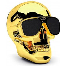 Jarre AeroSkull XS+ Chrome Gold
