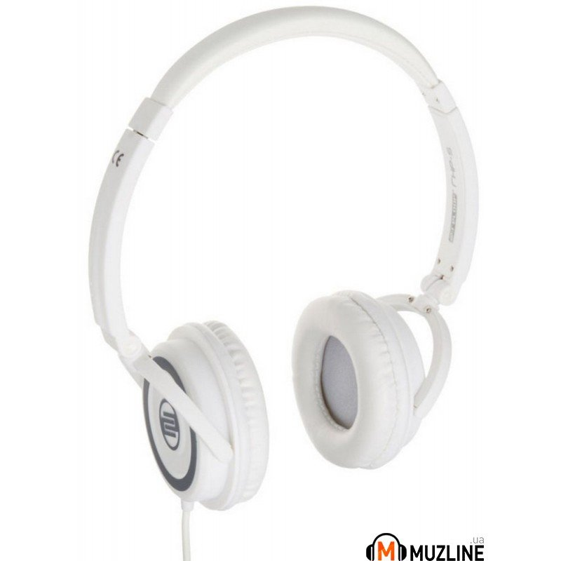 Наушники Reloop RHP-5 LTD White