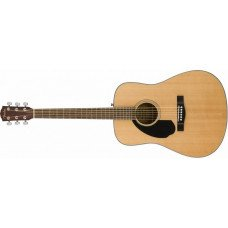 Fender CD-60S Left-Hand Nat