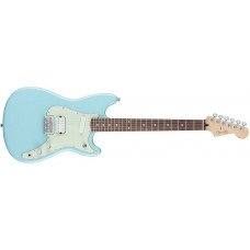Fender Offset Duo-Sonic HS RW Daphne Blue