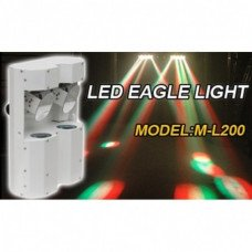 New Light M-L200 2 Mirror Beam Scan Light