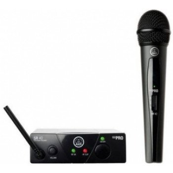 Радиосистема с ручным микрофоном AKG WMS40 Mini Vocal Set BD ISM1