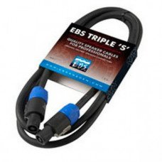 EBS Triple S Speakon-Speakon cable
