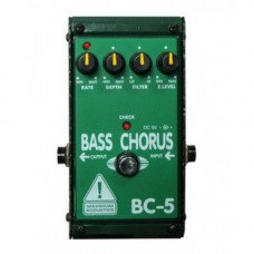 Гитарная педаль Maximum Acoustics BC-5 Bass Chorus