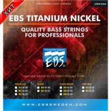 EBS TN-CM 4-string (45-105) Titanium Nickel