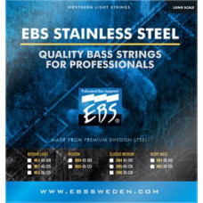 EBS SS-MD 4-strings (45-100) Stainless Steel