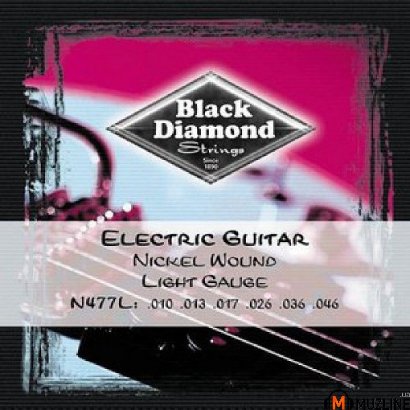 Black Diamond N477L